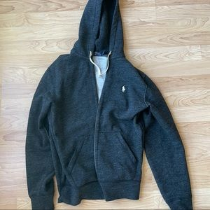 Polo Ralph Lauren • Full Zip Hoodie